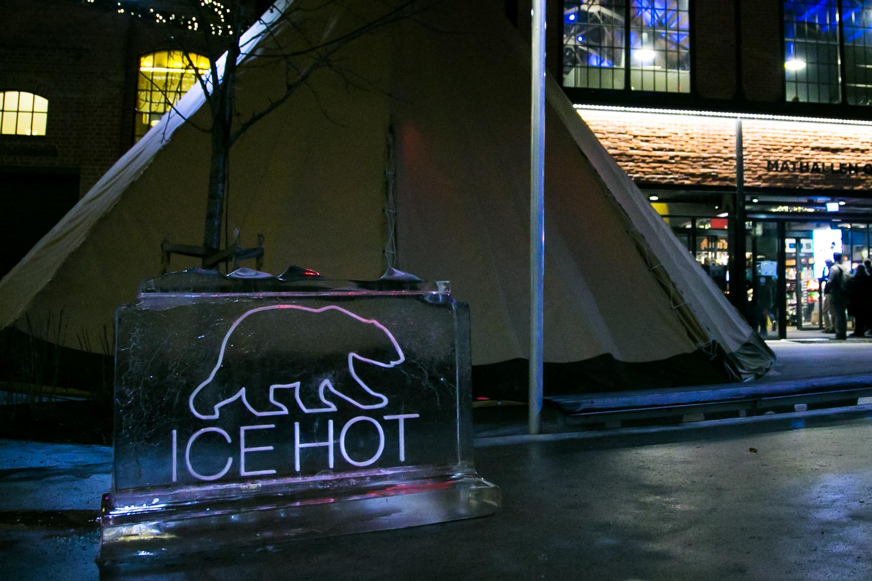 Ice Hot Oslo 2014
